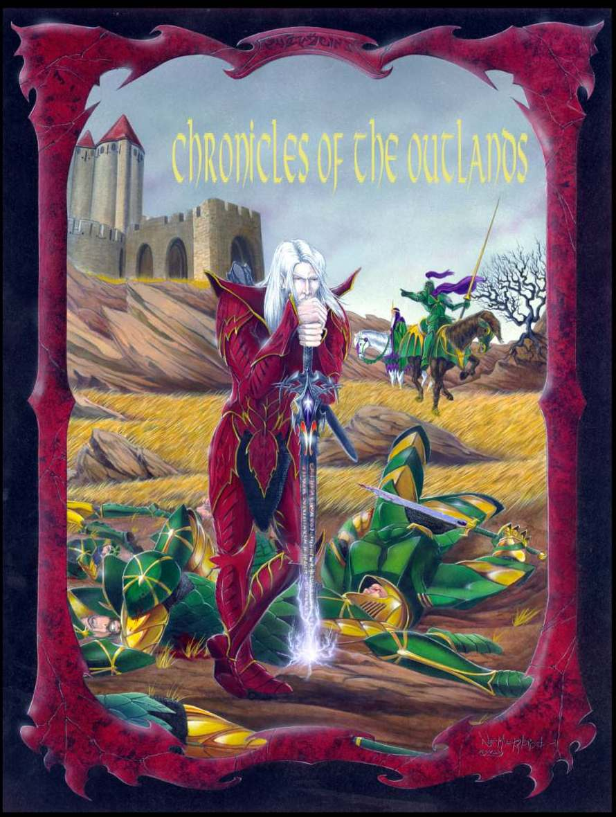 Outlands Cover
